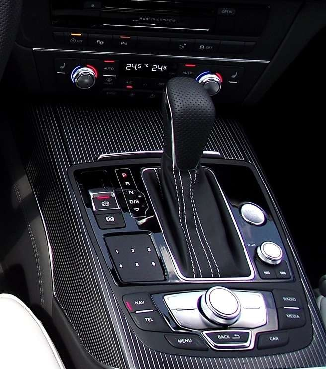 oem audi a6 4g c7 s line shift knob facelift. Black Bedroom Furniture Sets. Home Design Ideas