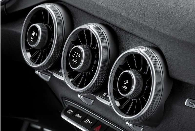 Oem Audi Tt Tts 8s Mkiii Air Vents