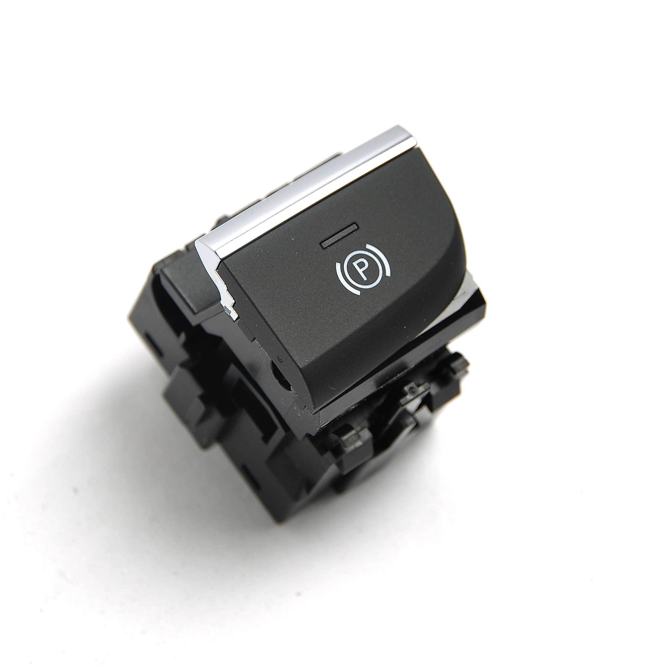 audi a3 8v parking brake switch chrome oem. Black Bedroom Furniture Sets. Home Design Ideas