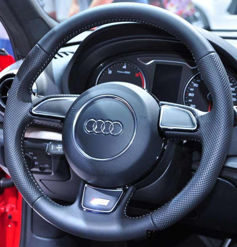 OEM AUDI A3 S-Line 8V Sport Steering wheel S For Steering Wheel Golf Carts Html on upholstery for golf carts, rims for golf carts, springs for golf carts, brake parts for golf carts, sun visors for golf carts, transmissions for golf carts, running boards for golf carts, wheel covers for golf carts, bumpers for golf carts, pimped out golf carts, air bags for golf carts, engines for golf carts, winches for golf carts, power steering for golf carts, steering wheel illustration, suspension for golf carts, fuel pumps for golf carts, emblems for golf carts, center consoles for golf carts, hubcaps for golf carts,