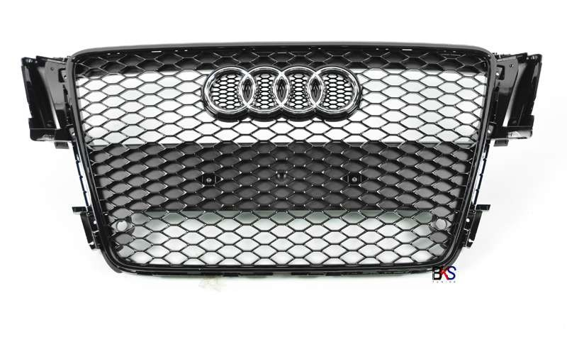 OEM Audi RS5 front grille