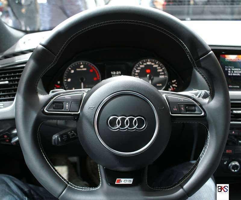 OEM AUDI Q5 8R S-line Steering wheel - flat bottom S For Steering Wheel Golf Carts Html on upholstery for golf carts, rims for golf carts, springs for golf carts, brake parts for golf carts, sun visors for golf carts, transmissions for golf carts, running boards for golf carts, wheel covers for golf carts, bumpers for golf carts, pimped out golf carts, air bags for golf carts, engines for golf carts, winches for golf carts, power steering for golf carts, steering wheel illustration, suspension for golf carts, fuel pumps for golf carts, emblems for golf carts, center consoles for golf carts, hubcaps for golf carts,
