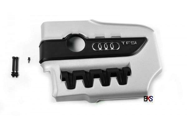 OEM Audi TTS engine cover + hardware