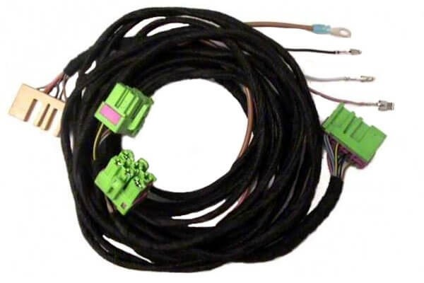 Wiring Harness Heated Seats Audi A6 C5 (4B)
