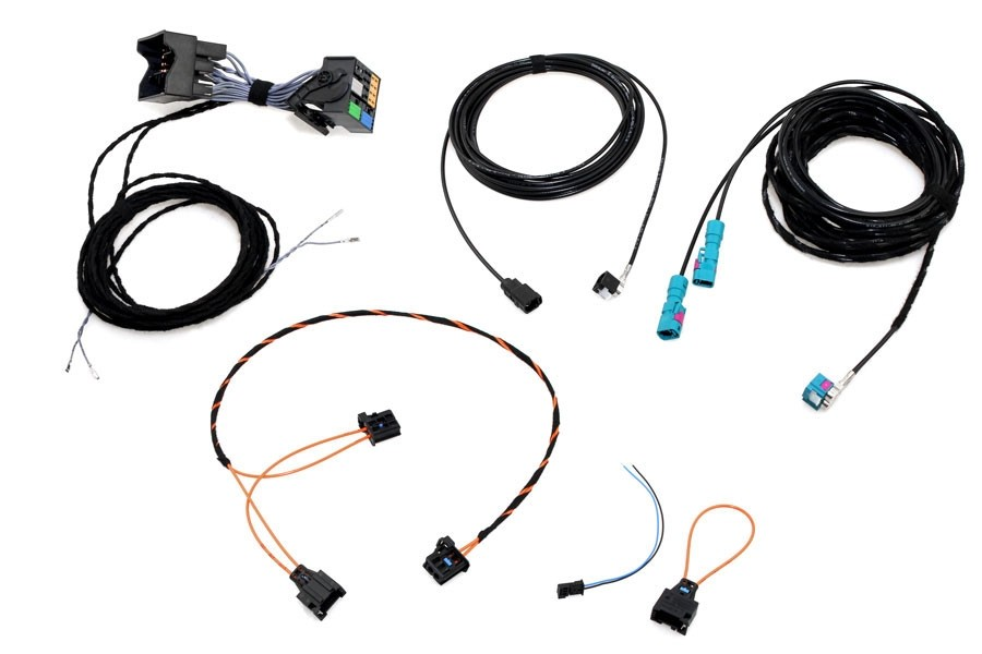 BKS-Tuning Wiring Harness MMI Navigation Plus Retrofit (MIB2) Audi ...  BKS Tuning