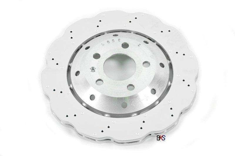 Audi S3/RS3 8V rear conversion kit to RS7 rotors