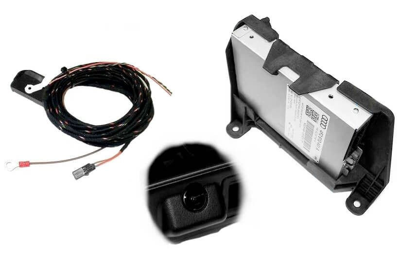 Rear View Camera Retrofit Audi A5 (8T)