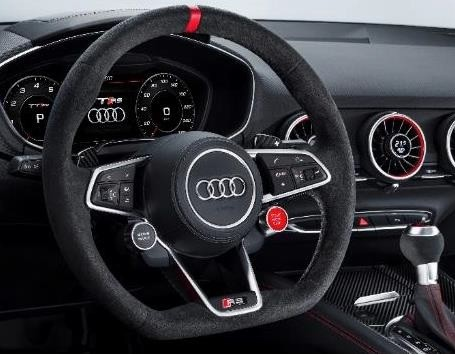 Audi TT TTS TTRS 8S MK3 steering wheel - performance parts