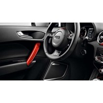 OEM Audi A1 8X colored door handles