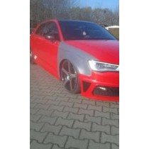 Wide Fenders Audi A3/S3/RS3 8V
