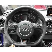 OEM AUDI A3 8V Leather Sport Steering wheel
