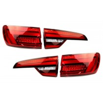 Audi A4 Avant B9 (8W) LED Taillights Retrofit