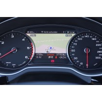 Audi MMI Navigation Plus Retrofit Audi Q7 4M