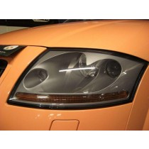 OEM Audi TT MKI grey Xenon headlights