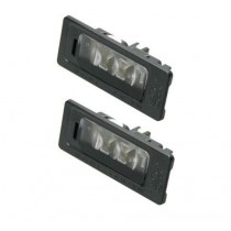 OEM Euro VW LED number plate light