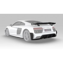 Audi R8 4S carbon exterior performance parts Aerokit 1
