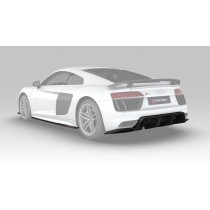 Audi R8 4S carbon exterior performance parts Aerokit 2